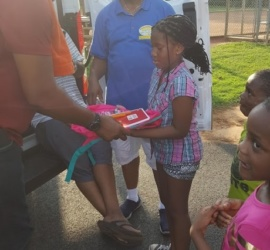 Back to School Picnic Event